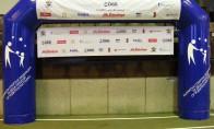 """Арка """"Спортна федерация за деца"""" 5.00 x 3.00 х 0.80 m"""