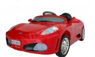 Състезателен автомобил