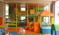 """Детски модулен център """"Снупи"""" 4.90 x 4.90 x 2.85 m"""