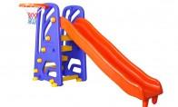 Пързалка с кош 1.72 x 0.91 x 1.05 m