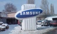 Тотем Samsung 5.00 х 4.00 х 1.50 m
