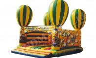 Замък с балони 4.00 x 4.00 x 4.00 m