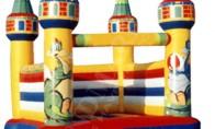 Замък с кули 3.00 x 3.00 x 3.00 m
