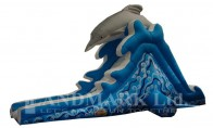 """Slide """"Dolphin"""""""