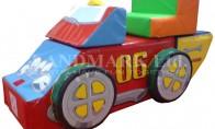 Soft racing car