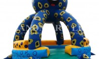 "Inflatable trampoline ""Octopus"""