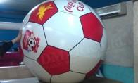 """Надуваема топка """"Coca-Cola"""" с нов дизайн Диаметър 1.50 m"""