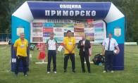 Арка ФК Ропотамо, Приморско 6.00 х 4.00 м